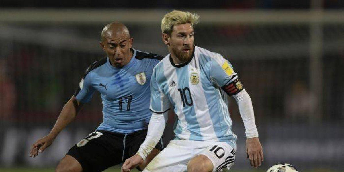 Uruguay y Argentina protagonizan una nueva edición del clásico del Río de la Plata