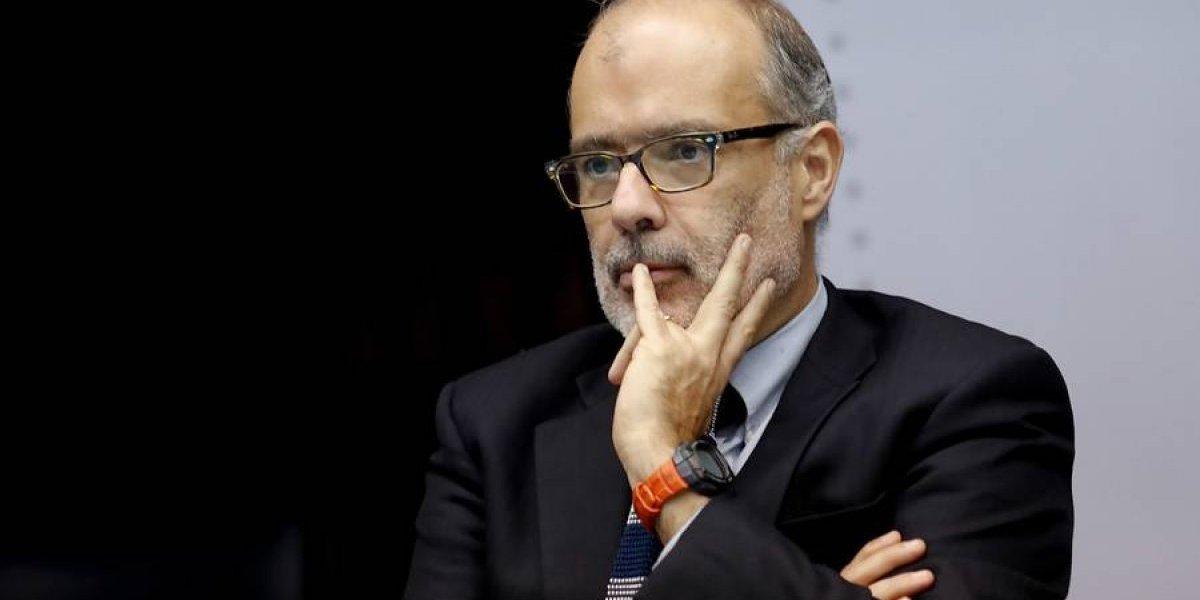 Ministerio de Hacienda desmiente renuncia de Rodrigo Valdés