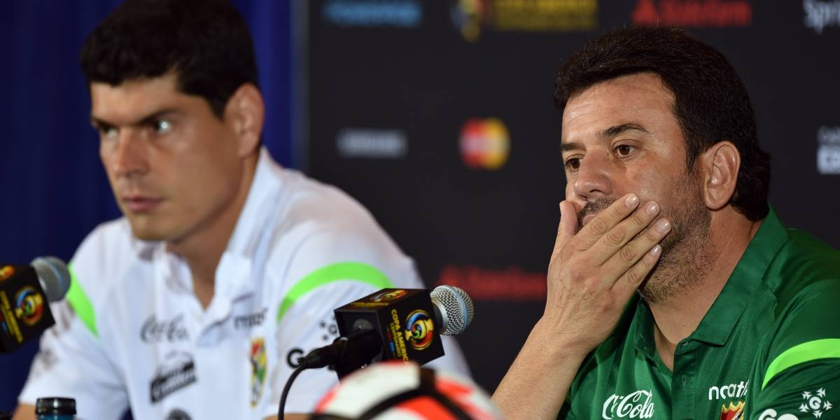 "Ex entrenador de Bolivia advierte: ""Será un partido caliente"""