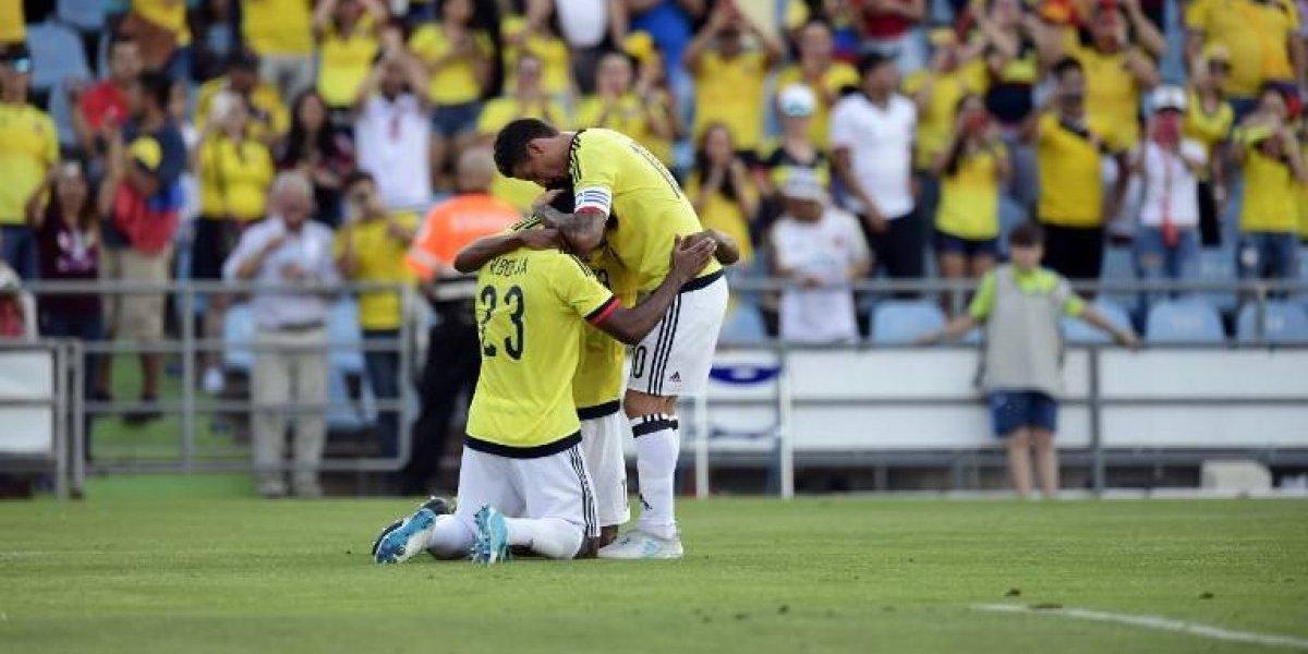 Así vivimos el empate de Colombia ante Venezuela rumbo a Rusia 2018