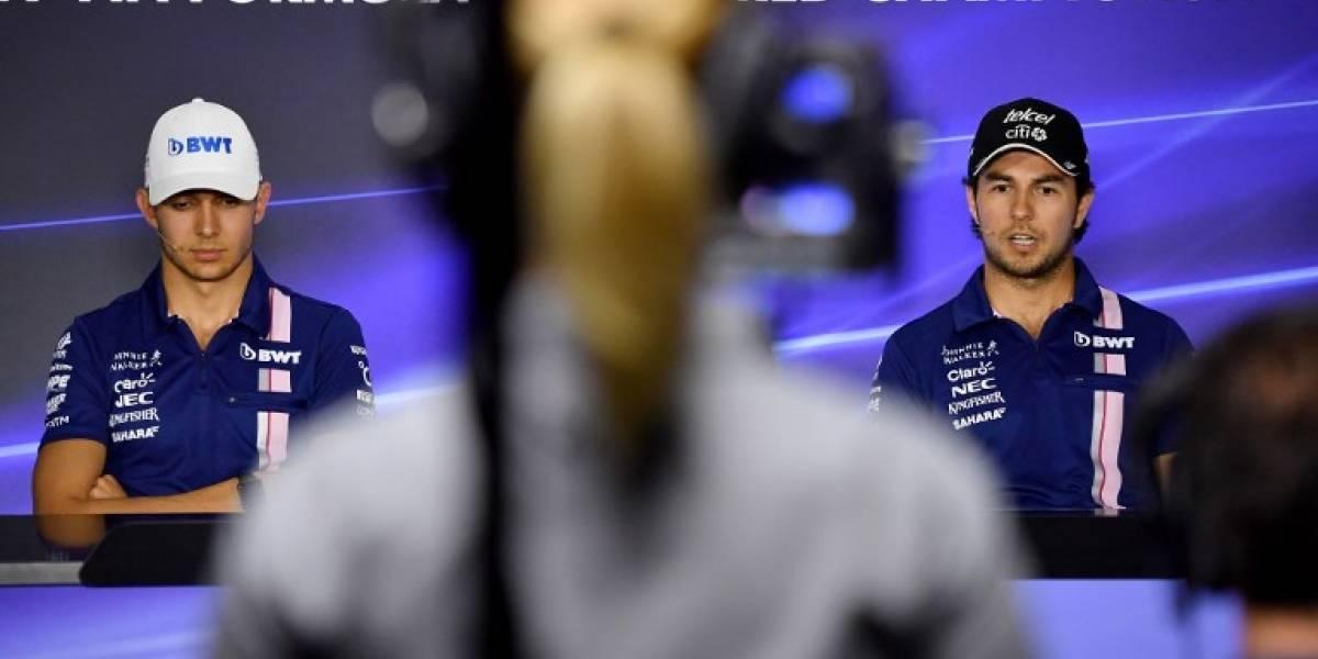 En Monza sigue la pelea entre Vettel y Hamilton, y entre los Force India
