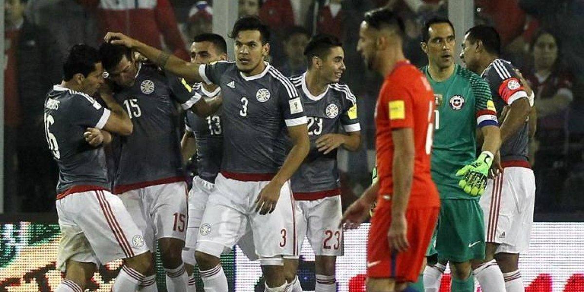 """""""Cierra bocas"""": el festejo de la prensa paraguaya tras la goleada a la Roja en el Monumental"""