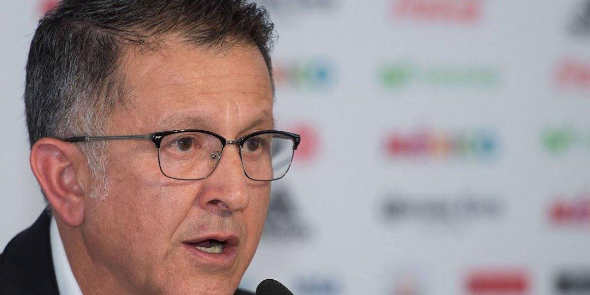 Juan Carlos Osorio se inclina por alternativas tácticas en vez de rotaciones