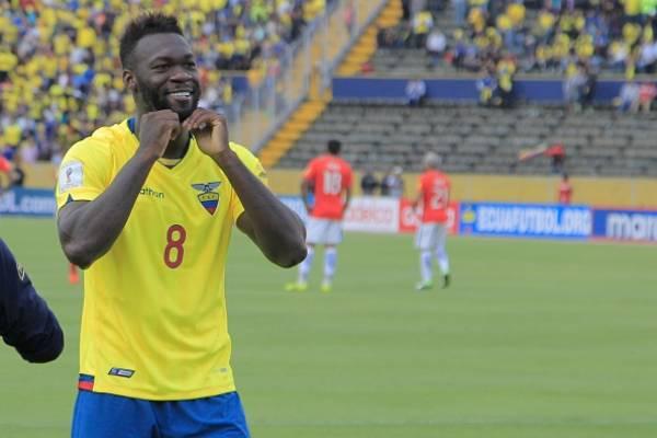 Cifras que debes saber de los futbolistas de Brasil y Ecuador