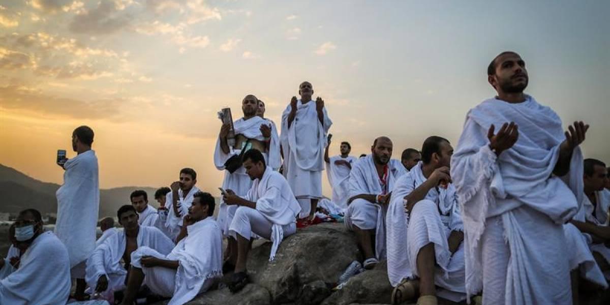 Dos millones de peregrinos visitaron sitio sagrado de La Meca en paz