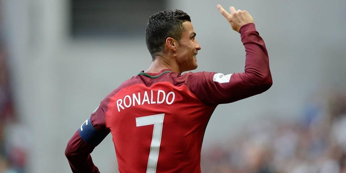 El primer gol de Cristiano Ronaldo como profesional cumple 15 años