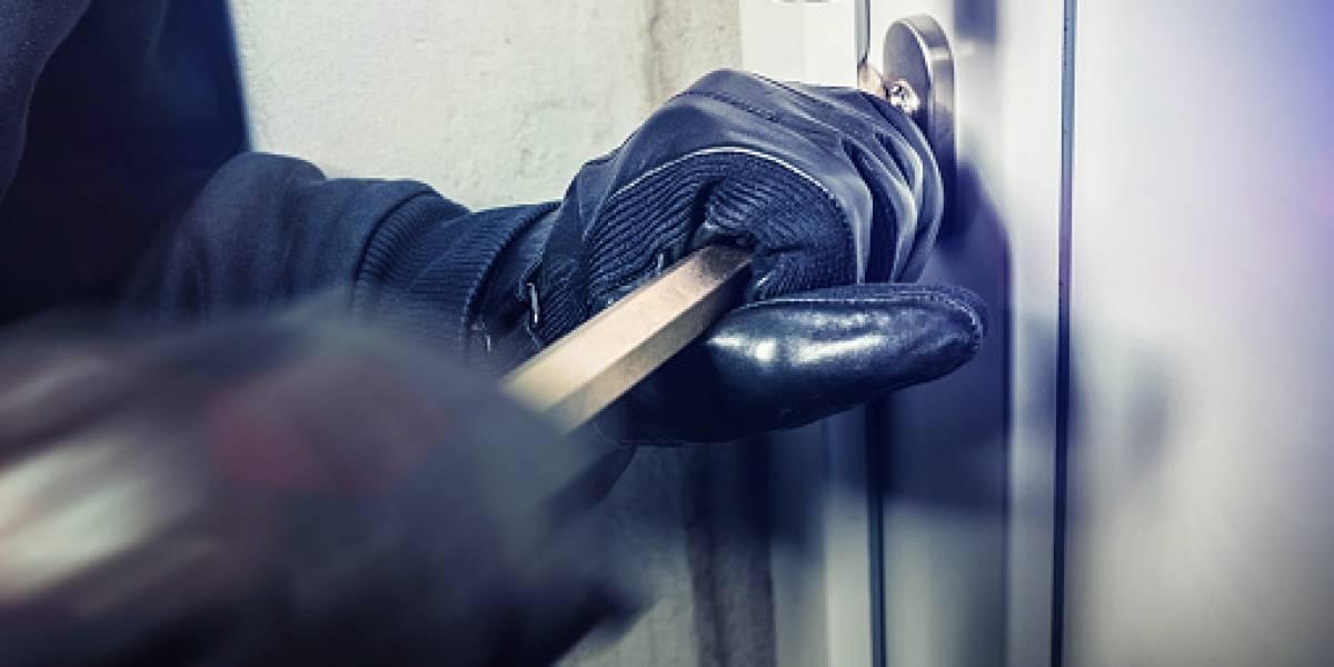 Banda dedicada al robo de domicilios fue neutralizada