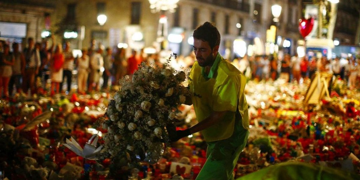 Barcelona recibió desde el 25 de mayo alerta de la CIA sobre un atentado