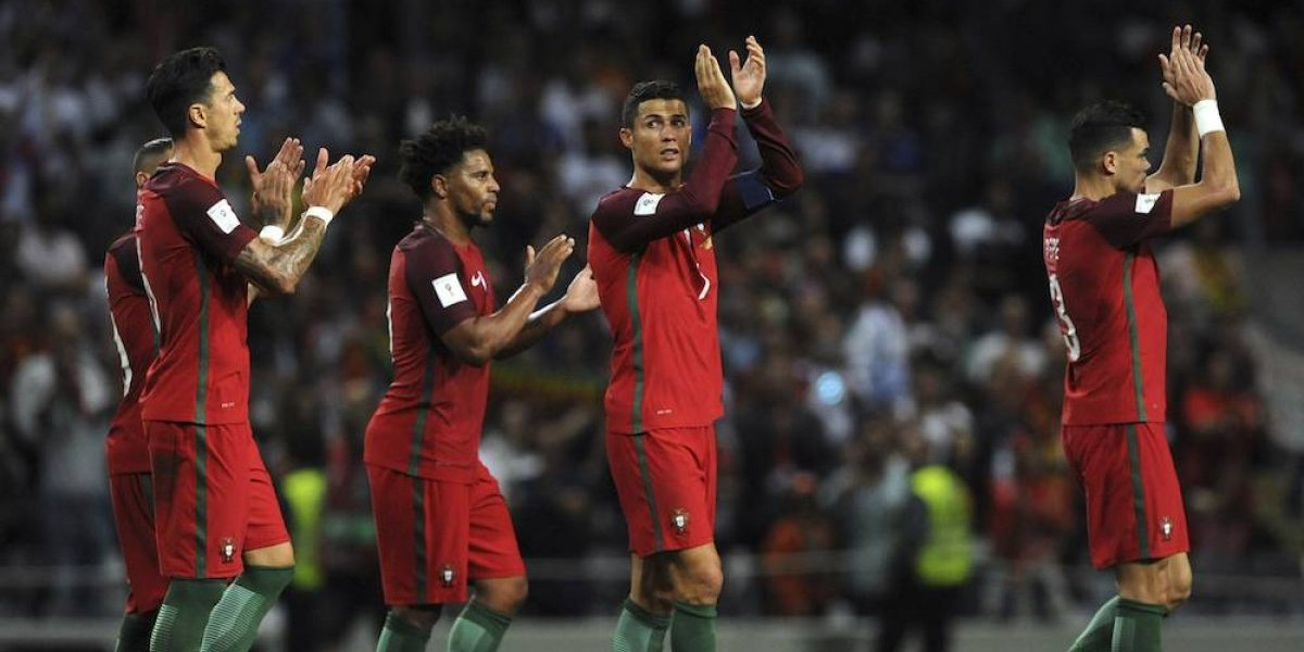 Cristiano Ronaldo lidera la goleada de Portugal sobre Islas Feroe