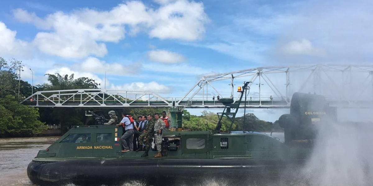 Infante de marina desaparecido tras ataque del Eln en Arauca