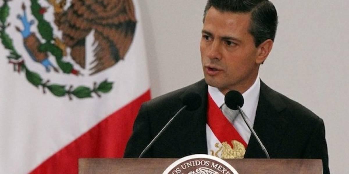 Respeto a López Obrador pero no comparto sus ideas hacia 2018: Peña Nieto