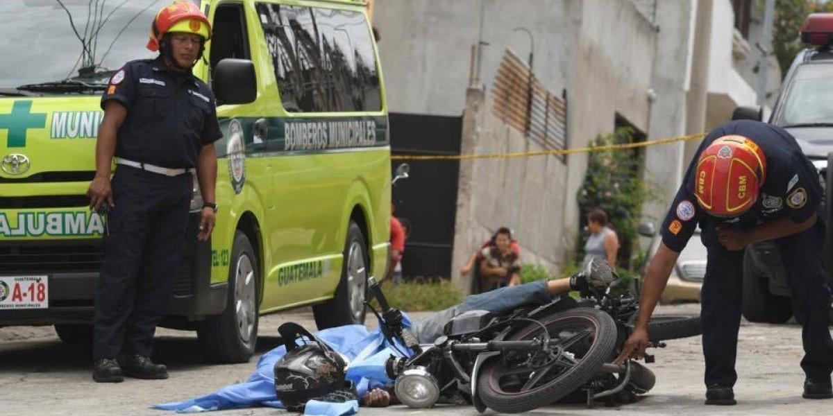 Presunto asaltante es asesinado en la zona 18