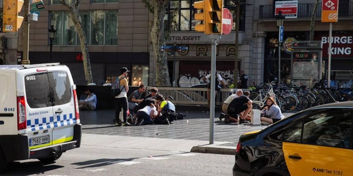 Estados Unidos alertó en mayo a España por riesgo de un atentado terrorista en Barcelona