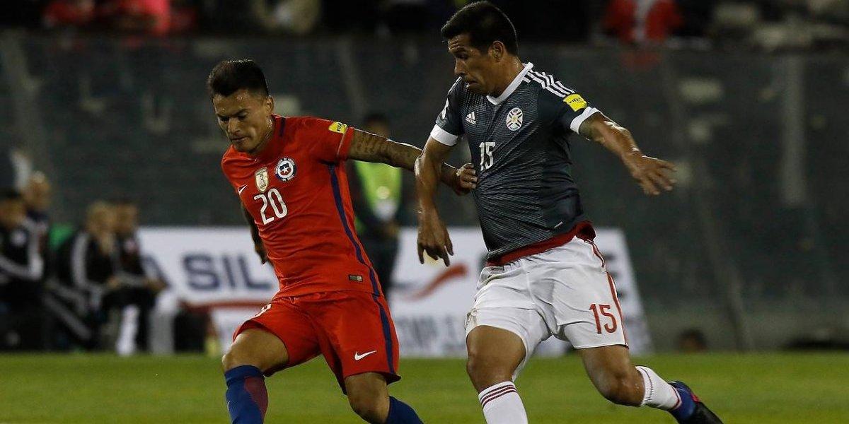 La Roja sumó dos bajas para el crucial duelo con Bolivia en La Paz