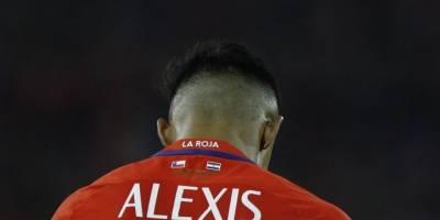 Alexis tuvo una noche para el olvido / imagen: Agencia UNO