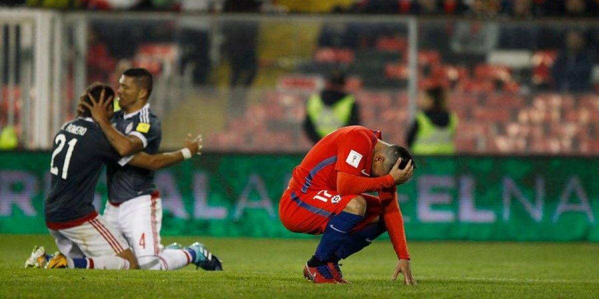 """Chile dio pena ante Paraguay, fue goleado y gracias a las """"ayudas"""" sigue en zona de clasificación"""