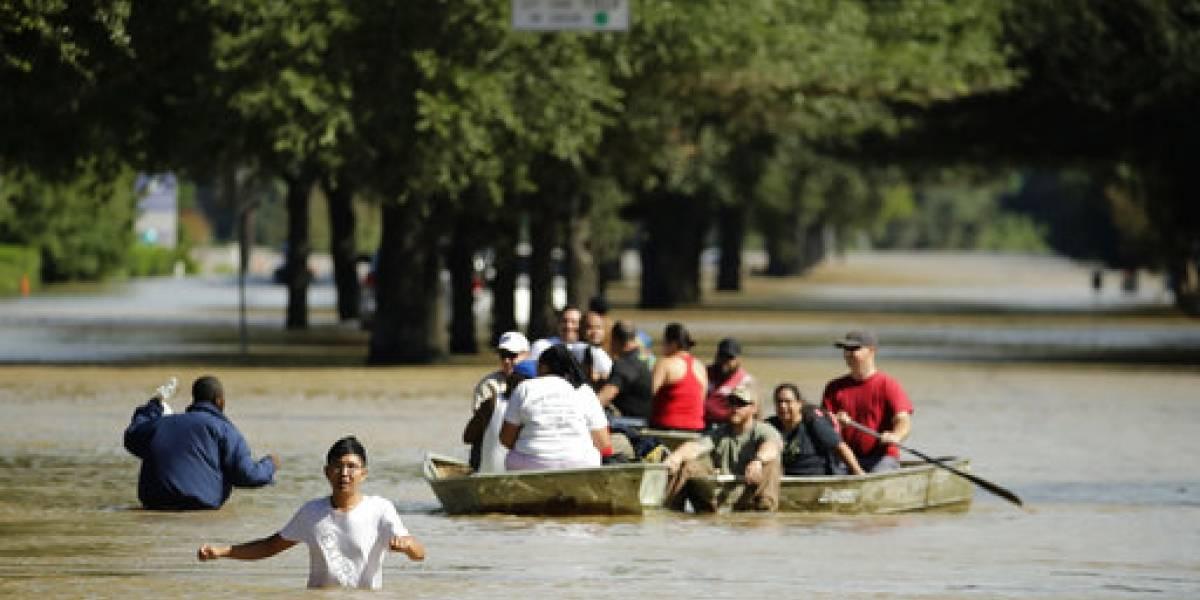Harvey baja la presión sobre Houston