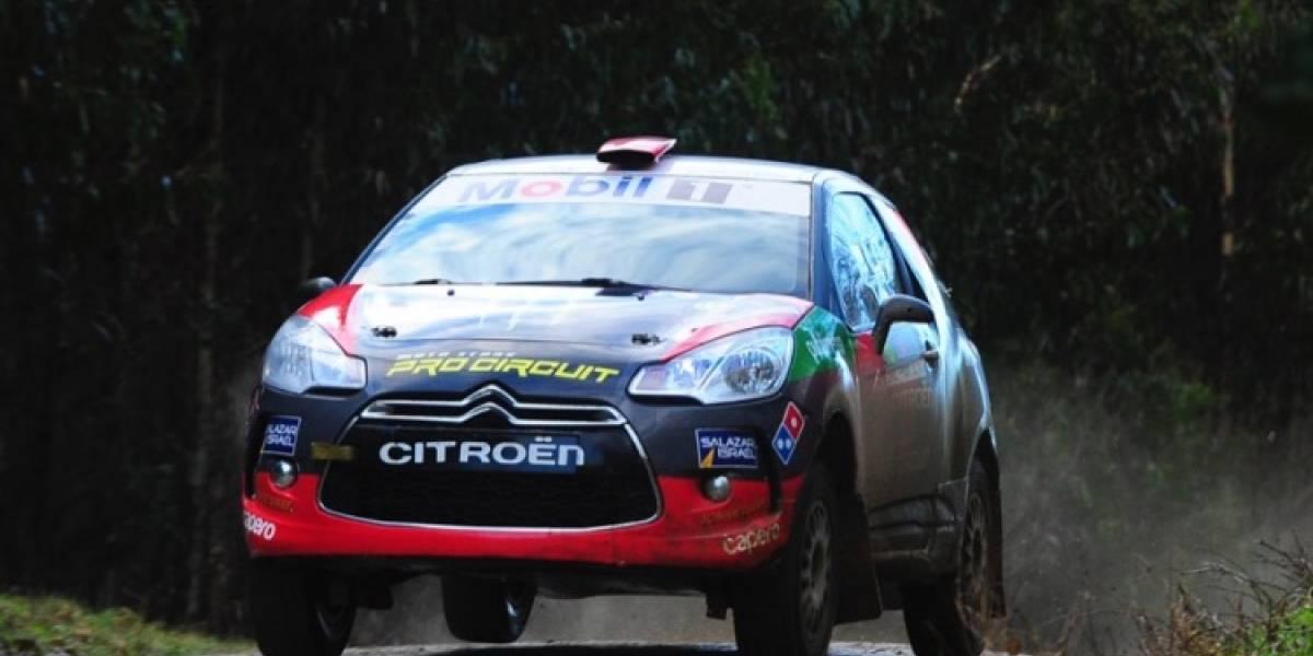 El Rally Mobil entra en etapa de definiciones en Vicuña