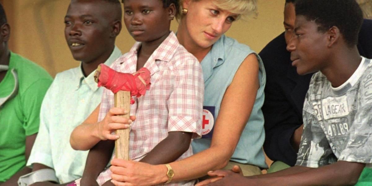 La princesa Diana: 20 años de su muerte