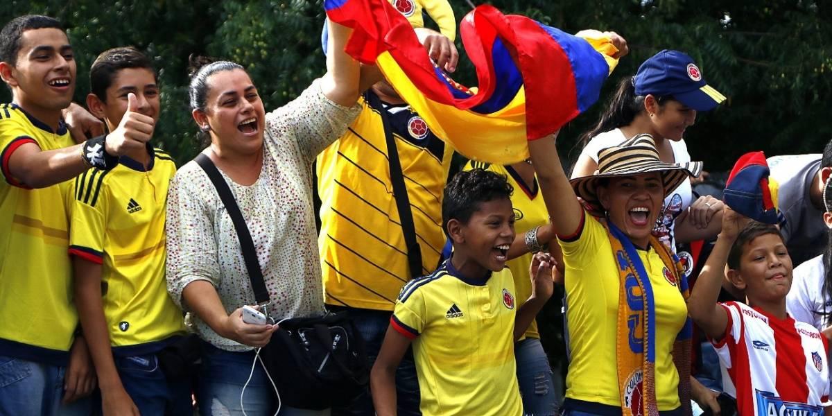 Estas son las medidas de seguridad en Bogotá durante del partido de Colombia y Venezuela