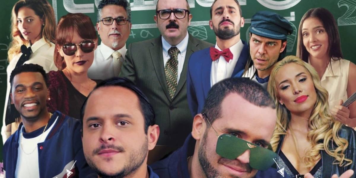 'De regreso al colegio': la nueva apuesta del cine colombiano