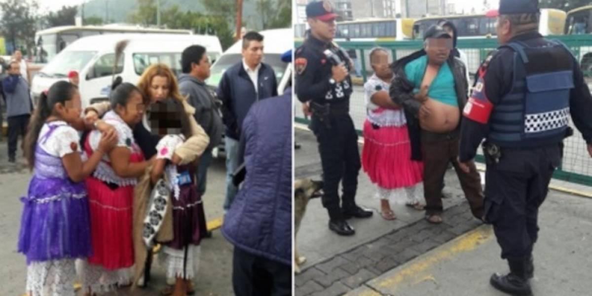 Denuncian violación a niña de 9 años en el Metro Martín Carrera
