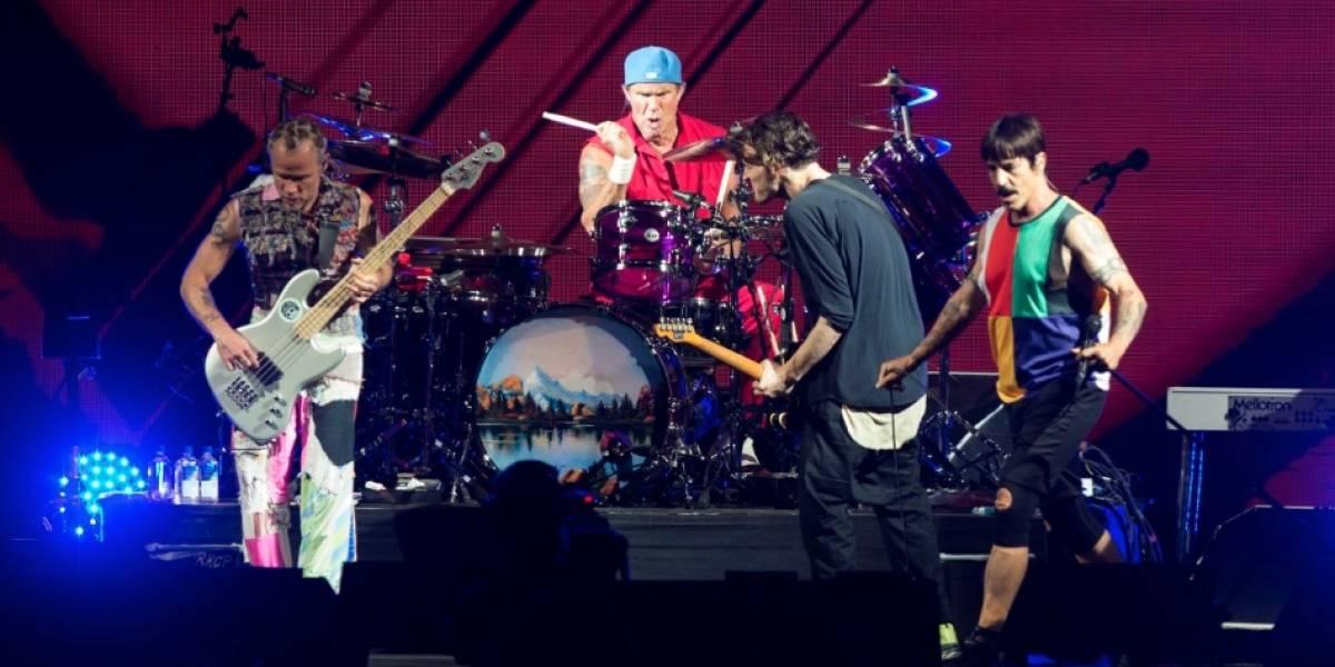 Red Hot Chili Peppers planea un gran concierto en Cuba, según la prensa de ese país