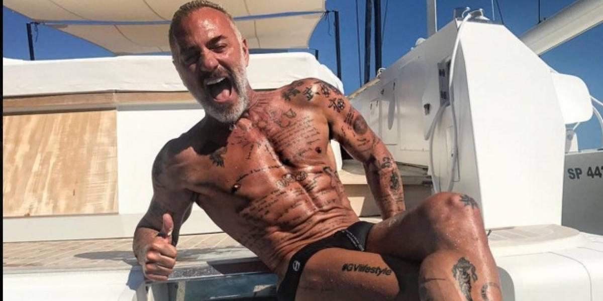 ¿Gianlucca Vachi está enfermo? Así se le ha visto recientemente