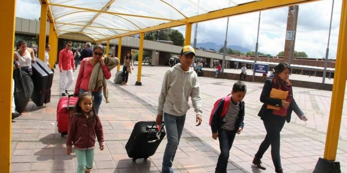 Bogotá espera recibir cerca de 150 millones de pesos en ingresos durante la visita del papa Francisco