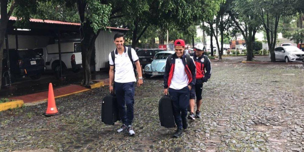 Chivas viajó a Nueva York para disputar un partido amistoso