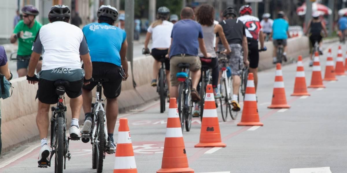 Prefeitura de São Paulo faz obras de melhorias em 25 ciclofaixas