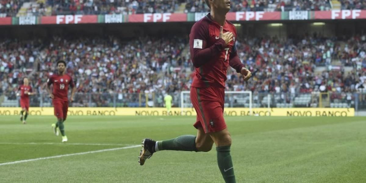 VIDEO. Gol fuera de serie de Cristiano en en fecha de eliminatorias mundialistas