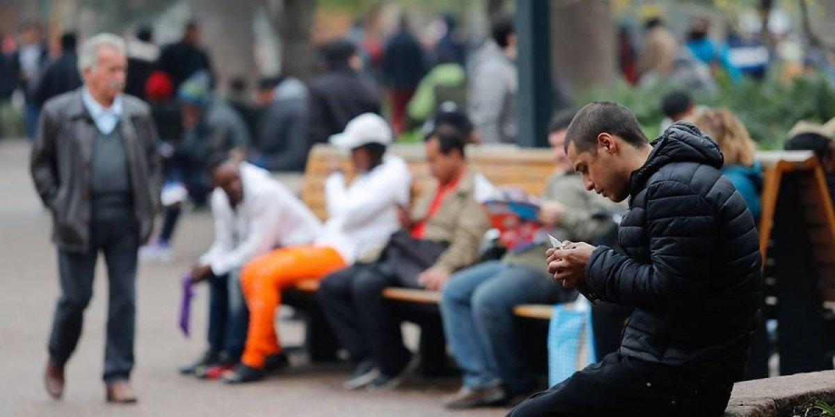 Desocupación baja a 6,9% a nivel nacional en el trimestre mayo-julio