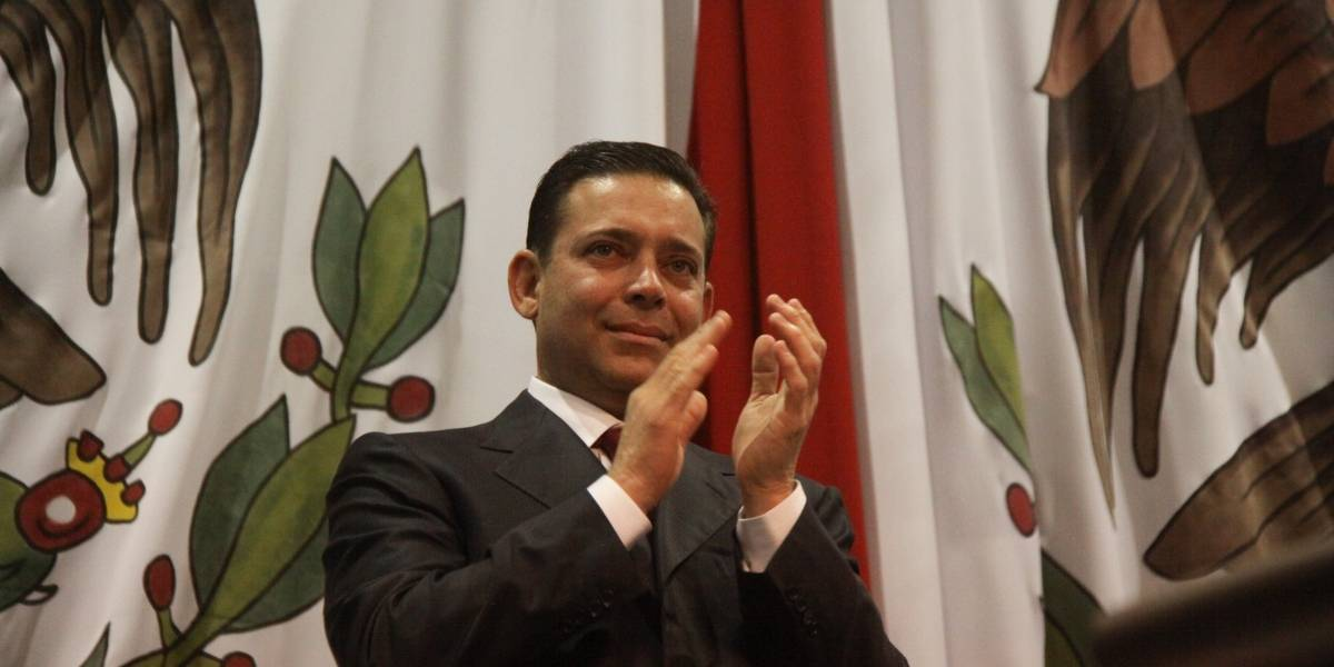 Ex gobernador de Tamaulipas, Eugenio Hernández se ampara para evitar su detención