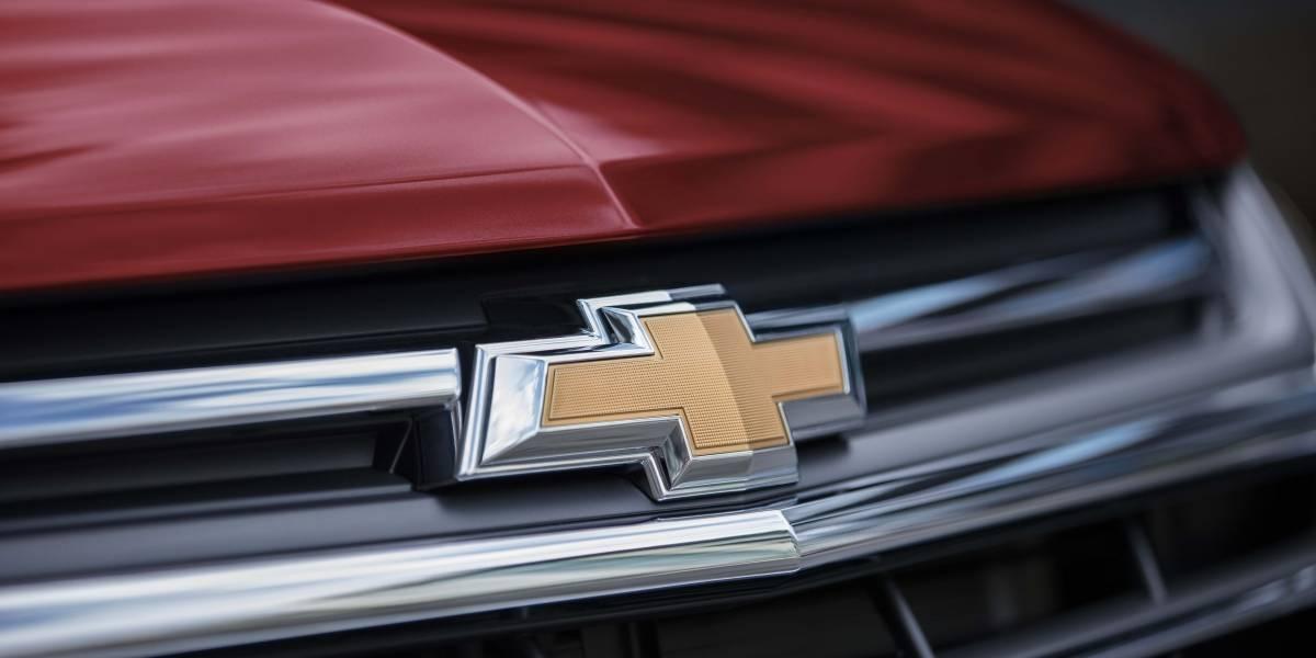 En un mall, Chevrolet preestrena el nuevo Equinox