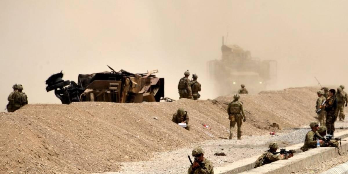 Estados Unidos ordena el envío de nuevas tropas a Afganistán
