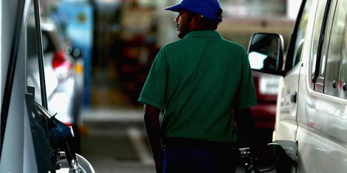 Precio de la gasolina en Colombia sube en septiembre