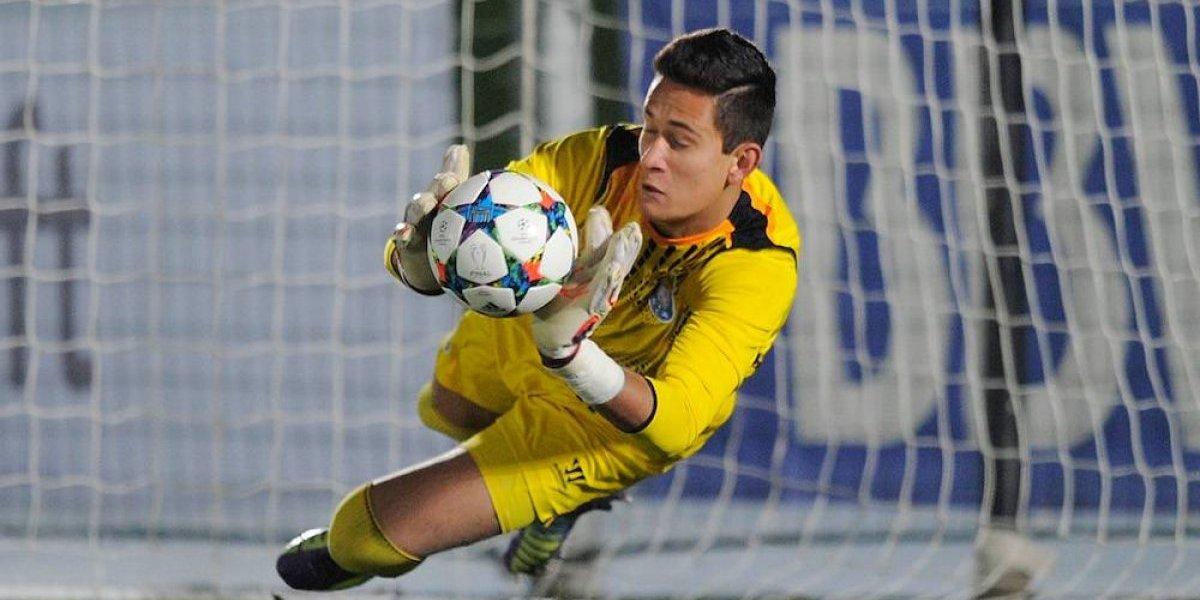 Raúl Gudiño jugará la Liga de Campeones con el APOEL de Chipre