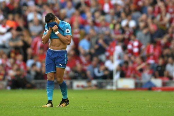 Alexis Sánchez tendrá que quedarse en Arsenal / imagen: Getty Images