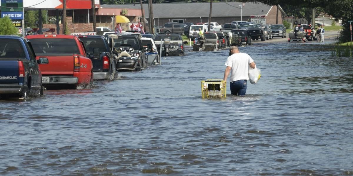 Suman 38 muertos y 500 mil damnificados en Texas por 'Harvey'
