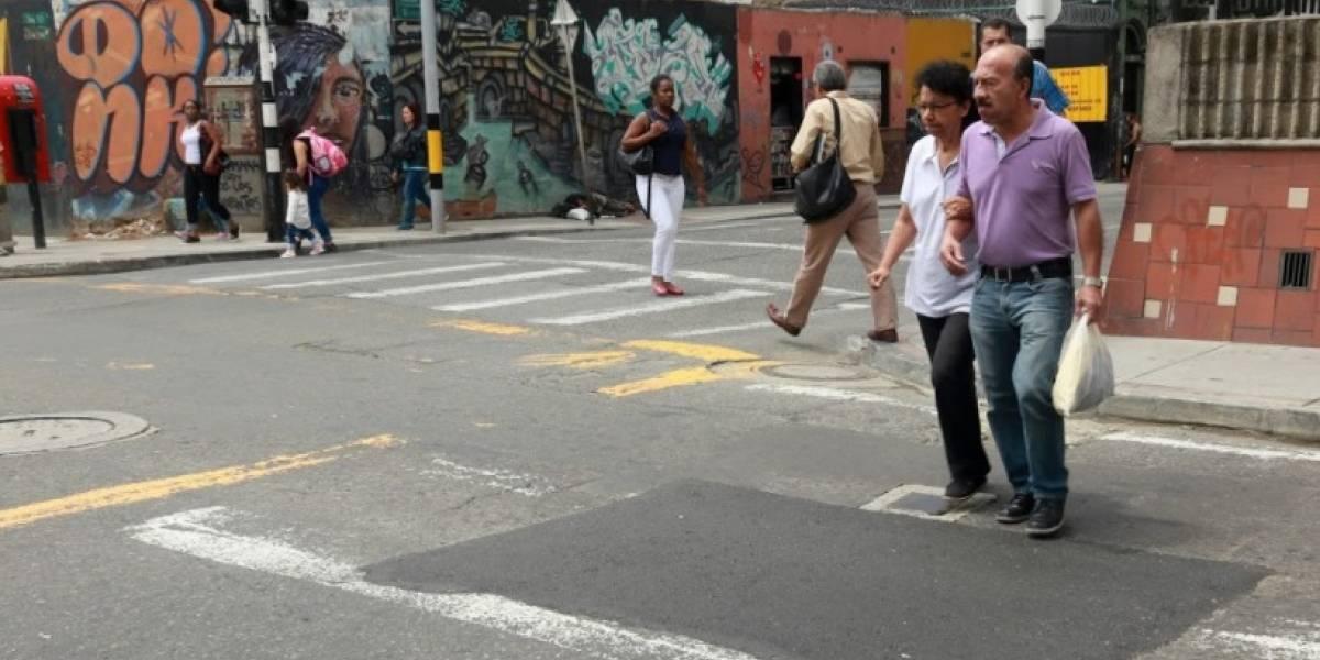 Así va la recuperación de la malla vial de Medellín