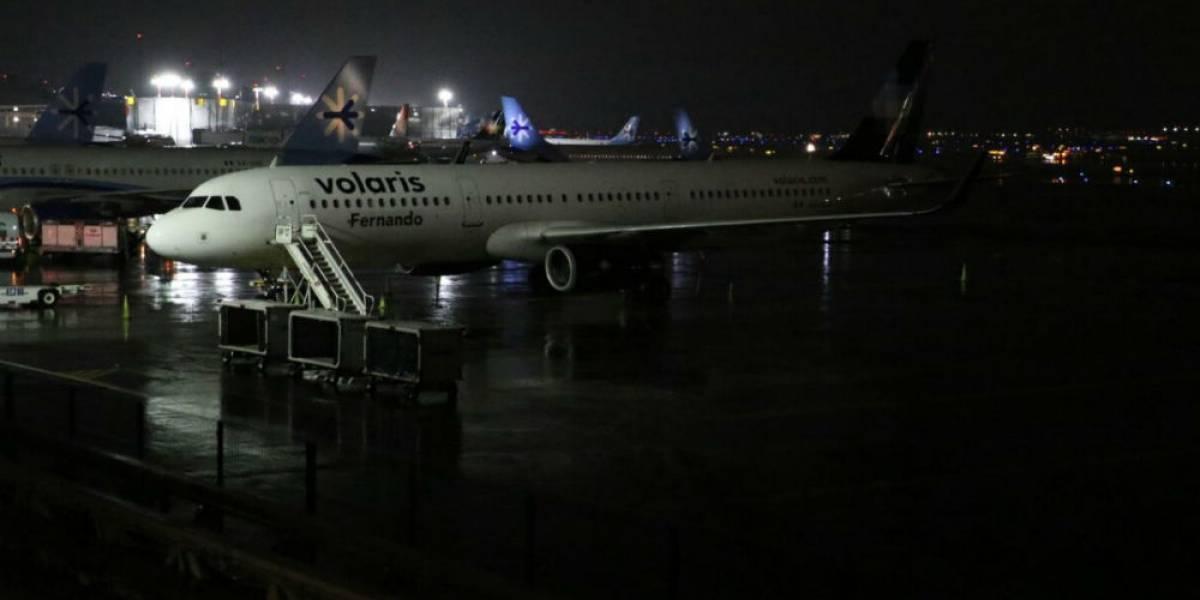 AICM reinicia operaciones tras 5 horas; afectó casi 300 vuelos