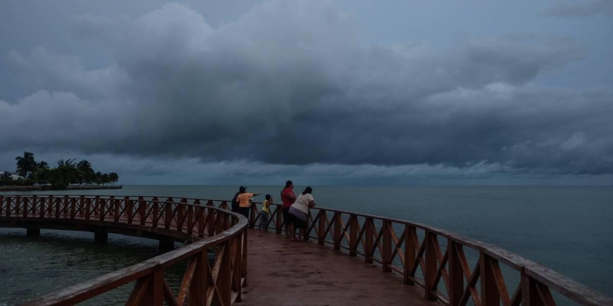 Tormenta tropical Irma provocará lluvias en gran parte de Quintana Roo