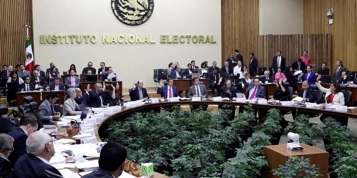 INE descarta violación en difusión de informe presidencial