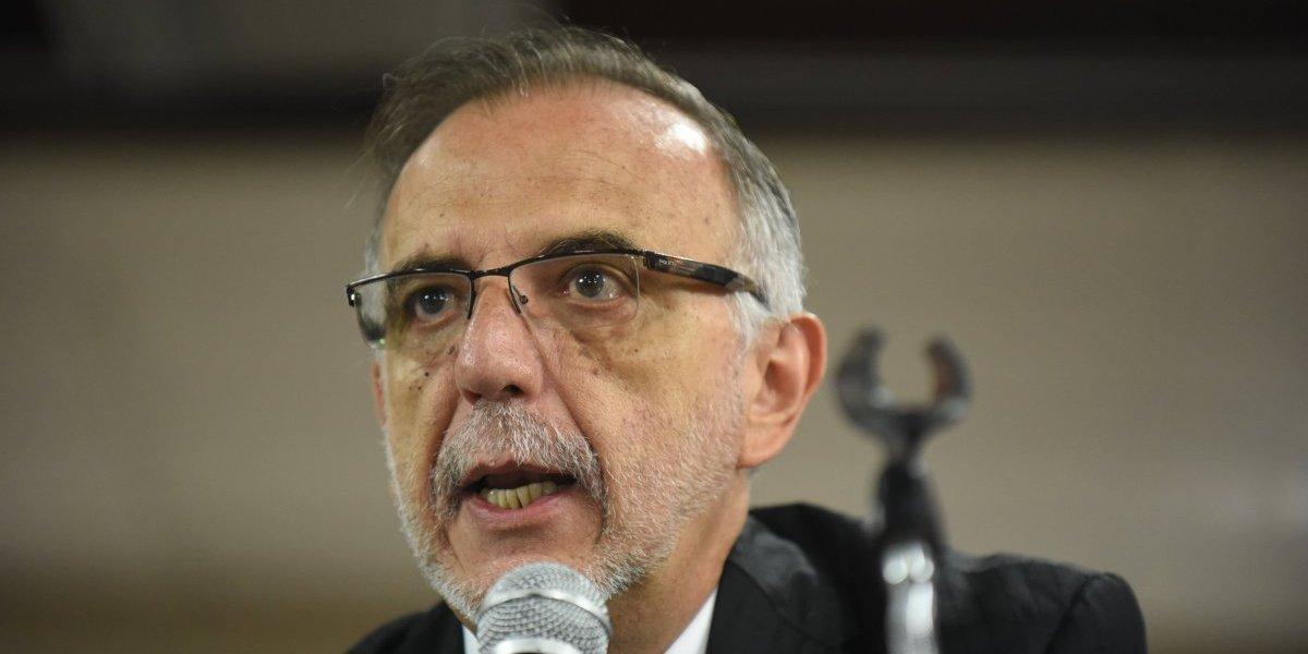 Iván Velásquez asegura que habrá nuevos casos en 2018