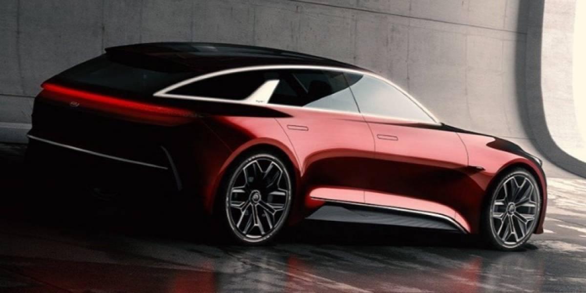 Éste podría ser el nuevo diseño del Kia cee'd