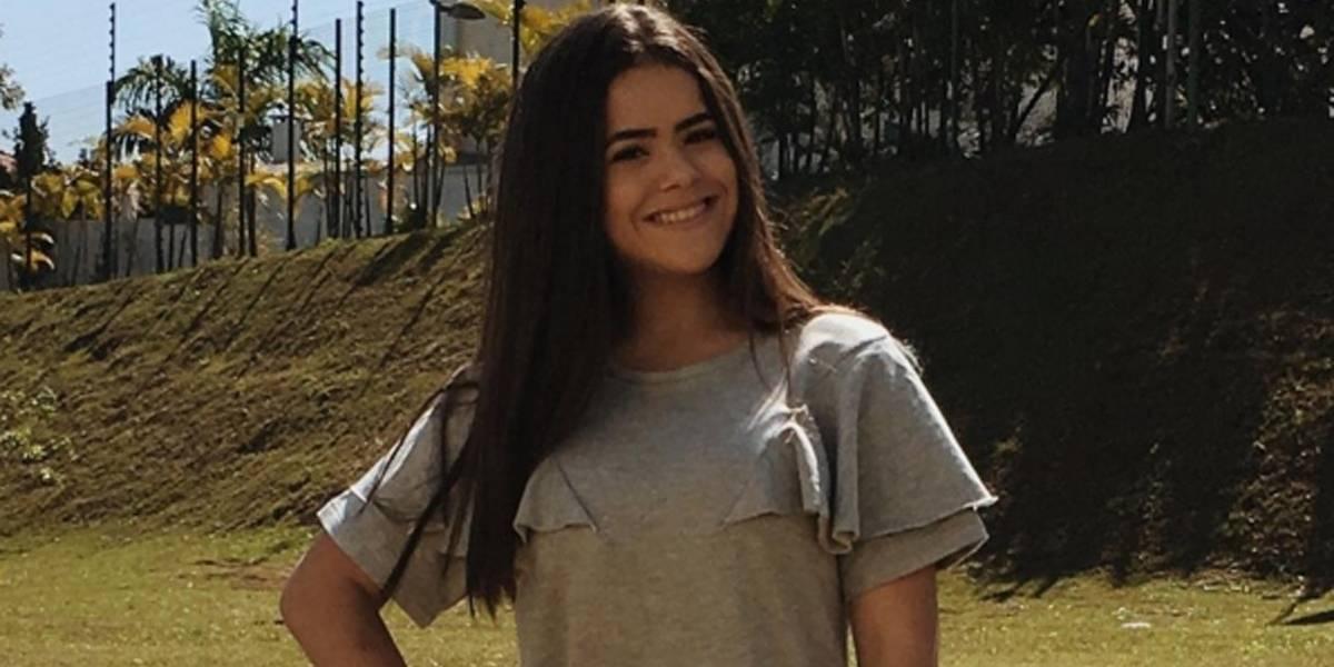 'Minha segunda casa', diz Maisa Silva ao completar uma década de SBT