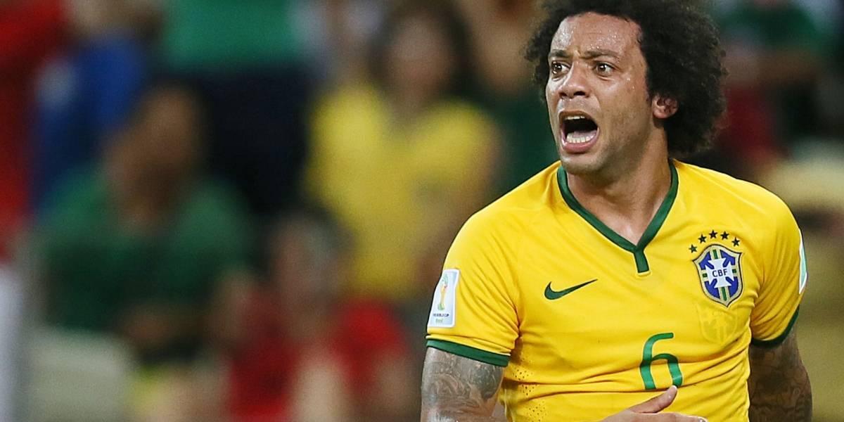 Marcelo dice que será difícil enfrentar a Antonio Valencia
