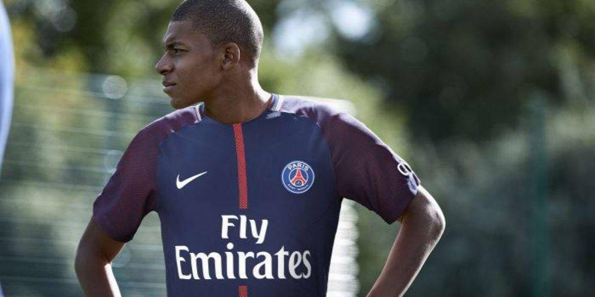 PSG pega otro golpe al mercado: oficializa como refuerzo a Mbappé