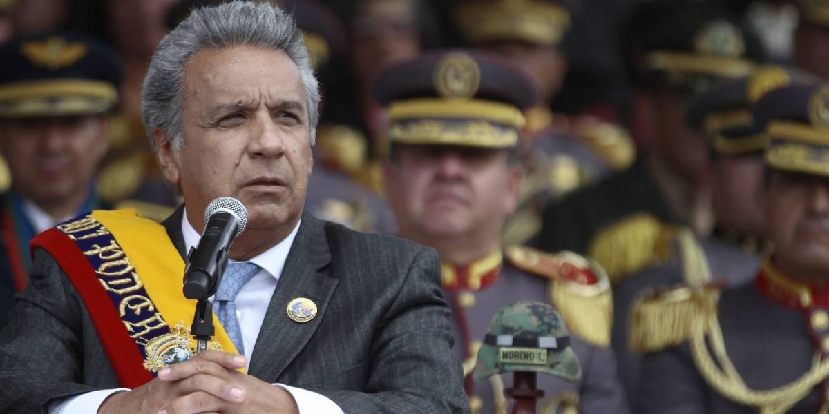 Lenín Moreno, un cambio de formas pero por ahora no de política